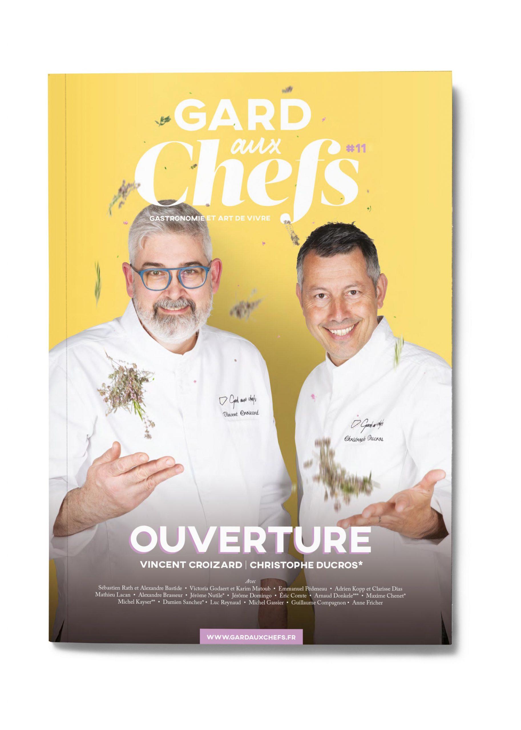 Gard aux Chefs Magazine #11